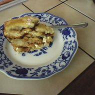 Žemlovka z toustového chleba recept