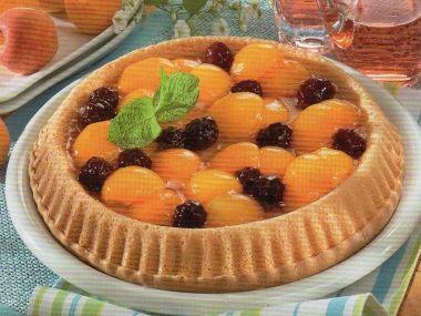 Meruňkové koláče a dezert