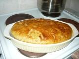 Chleba z trouby recept