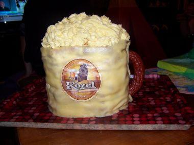 Slaný dort-půllitr
