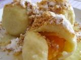 Meruňkové knedlíky recept