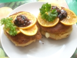 Netradiční smažený hermelín recept