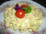 Salát s nivou recept