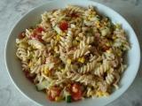 Těstovinový salát s tuňákem I recept