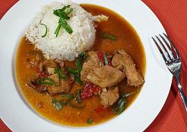 Tamarindové kuřecí nudličky recept