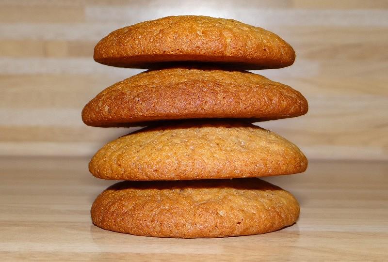 Medové sušenky I. recept