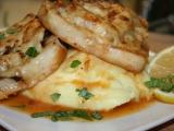 Rybí filé s tomatovým kaviárem, sušenými rajčaty a fetou recept ...