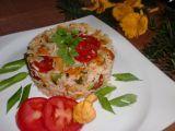 Rýže s liškami a chorizem recept