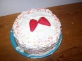 Můj první dortík... recept