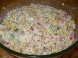 Čínský kuřecí salát recept