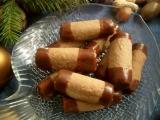 Ořechové trubičky recept