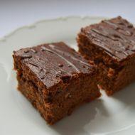 Jemné čokoládové kostky s anýzem recept