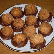 Kokosky v čokoládě recept