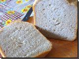 Očkatý chléb s kefírem recept