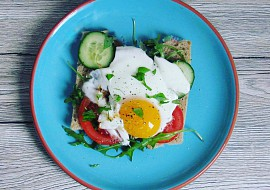 Sendvič s vajíčkem recept