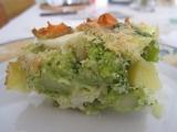 Brokolicový pekáček recept