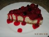 Nepečený cheesecake s ovocem recept