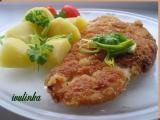 Pangasius v cibulovo-hořčicovém těstíčku recept