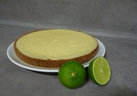 Key lime pie  limetkový koláč recept