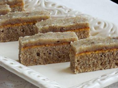 Aténský ořechový koláč