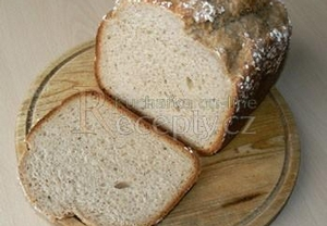 Výborný chléb, který se vždy povede