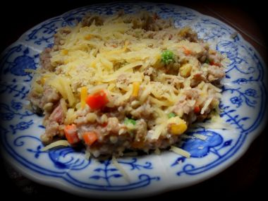 Recept Pohankové rizoto se zeleninou