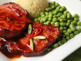 Glazovaná uzená krkovice po asijsku recept