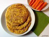 Indická cizrnová placka (cheela) recept