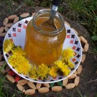 Pampeliškový med s pomerančem recept