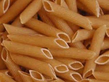 Zapékané těstoviny s cuketou a uzeninou