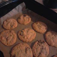 Opravdové cookies recept