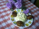 Bramborový salát III. recept