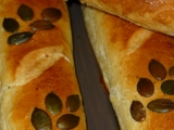 Podmáslové bagety s bylinkami recept