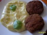 Krůtí karbanátky s řapíkatým celerem a zázvorem recept ...