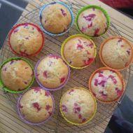 Hrníčkové borůvkové muffiny recept