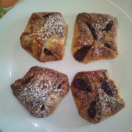 Ricottové šátečky s marmeládou recept