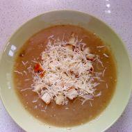 Francouzská cibulová polévka recept