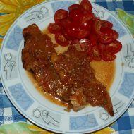 Pikantní rybí filé recept