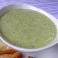 Krémová polévka z brokolice recept