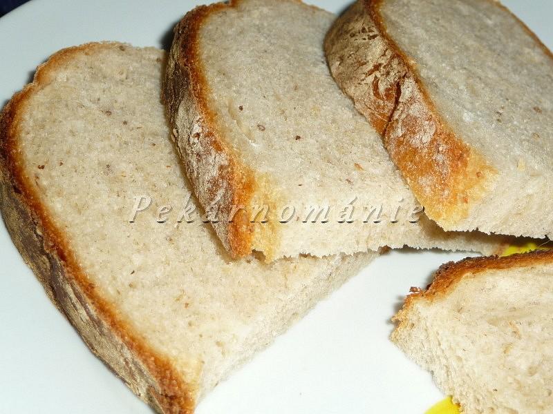 Světlý podmáslový chléb z remosky recept