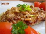 Kuřecí maso s krustou z arašídového másla recept