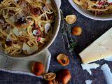 Špagety s penízovkami recept