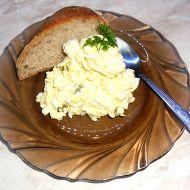 Domácí vajíčkový salát recept