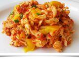 Štíhlé nudle s paprikovým pestem recept