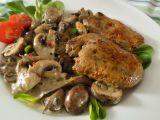 Marinovaná kachní játra s houbovým ragú recept