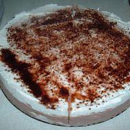 Tvarohový dort bez pečení recept