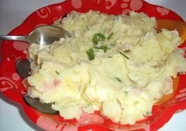 Bramborová kaše se šunkou a sýrem pro nejmenší recept ...