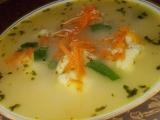 Barevná, zdravá a rychlá polévka recept