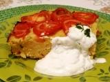 Kuskus s rajčaty a jogurtovou omáčkou recept