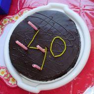 Sachrův dort jinak recept